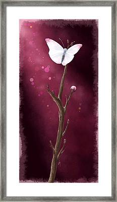 New Life Framed Print by Veronica Minozzi