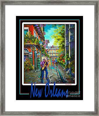 New Orleans Framed Print by Dianne Parks
