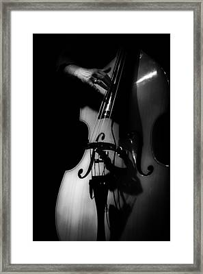 New Orleans Strings Framed Print by Brenda Bryant