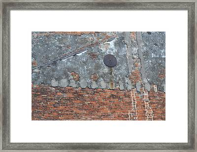 New Orleans Wall Framed Print by Bill Mock