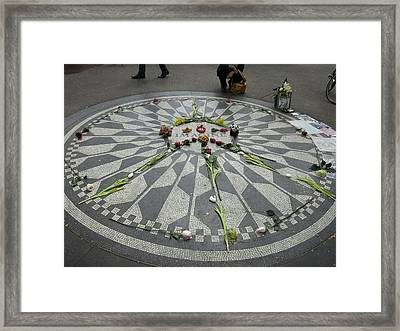 New York City - Central Park - 121217 Framed Print by DC Photographer