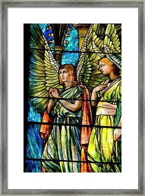 New York, Troy St Paul's Episcopal Framed Print by Cindy Miller Hopkins
