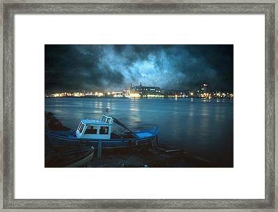 Night After Night Framed Print by Taylan Soyturk