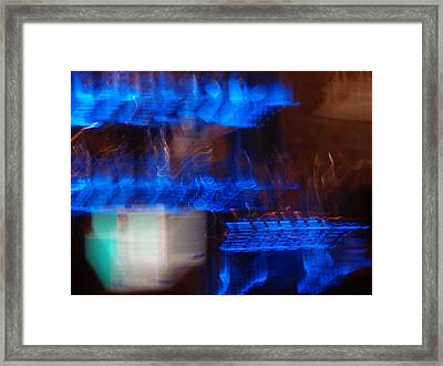 Night Life Framed Print by Canyon Cassidy