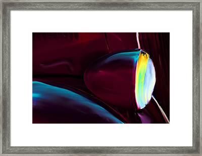 Night Light Framed Print by Carol Leigh