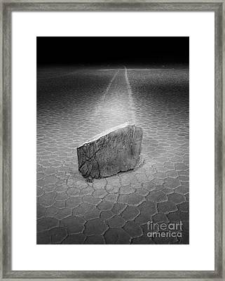 Night Moves Framed Print by Bob Christopher