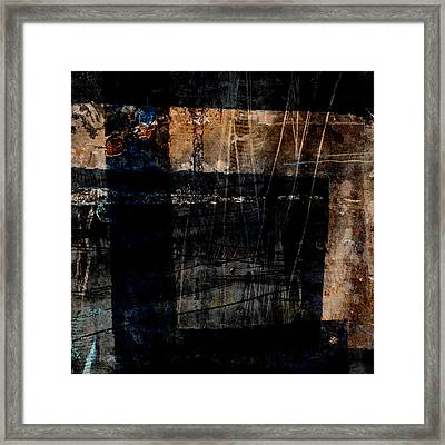 Night Moves No. 2 Framed Print by Carol Leigh