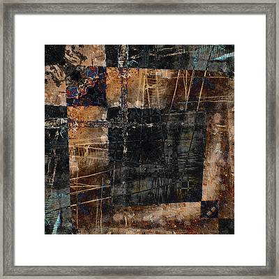Night Moves No. 3 Framed Print by Carol Leigh