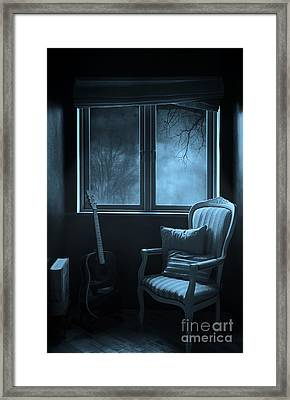 Night Time Story Room Framed Print by Svetlana Sewell