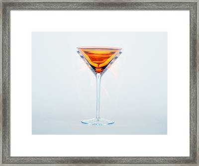 Nightcap Framed Print by Bill Cannon