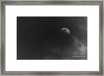 Nightlight Framed Print by Marvin Spates