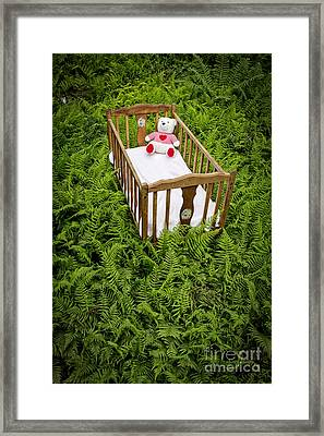 Nightmares And Fairytales Color Framed Print by Edward Fielding