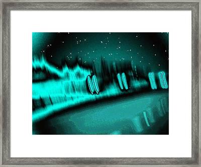 Nightwalkers Framed Print by Wendy J St Christopher