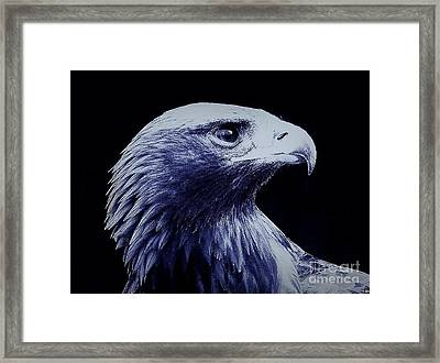 Nightwatcher Framed Print by Andy Heavens