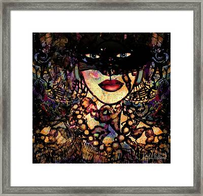 Night Prowler Framed Print by Natalie Holland
