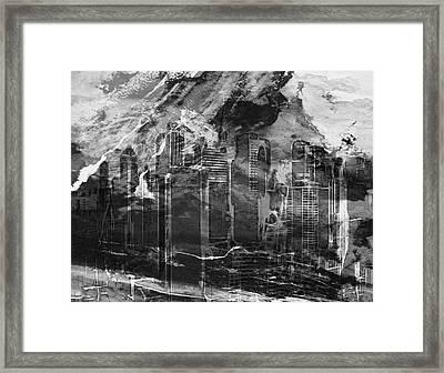 Nine Eleven Framed Print by Stefan Kuhn