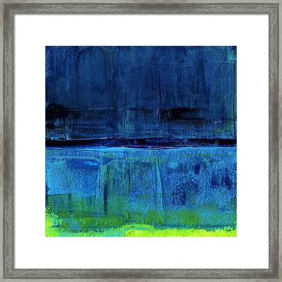 No. 226 Framed Print by Diana Ludet