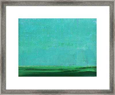 No. 69 Framed Print by Diana Ludet
