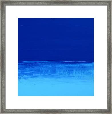 No. 89 Framed Print by Diana Ludet