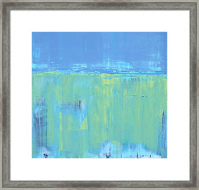No. 90 Framed Print by Diana Ludet