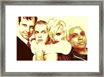 No Doubt Framed Print by Kyle Walker