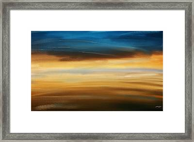 No Ending Framed Print by Lourry Legarde