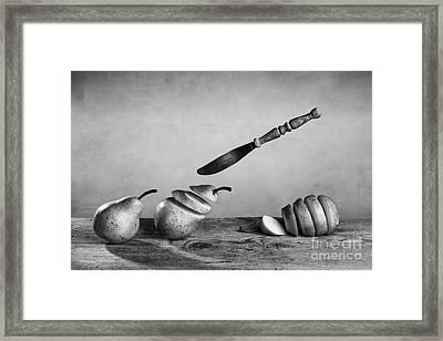 No Escape Framed Print by Nailia Schwarz