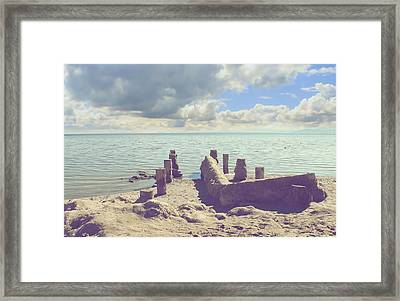 No Less Days Framed Print by Laurie Search