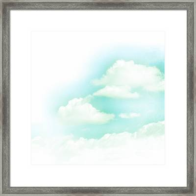 No Limit Framed Print by Marianna Mills