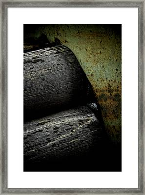 No Motion Framed Print by Odd Jeppesen