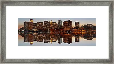 No Place I Rather Be Framed Print by Juergen Roth