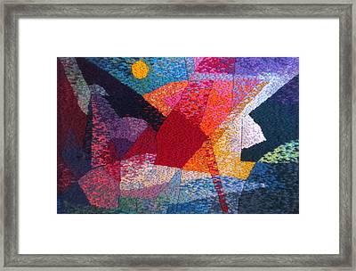 Nocturne 11 Framed Print by Diane Fine