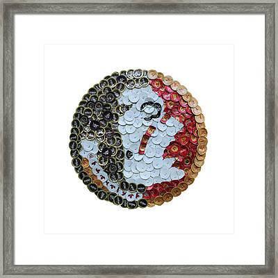 Noles Framed Print by Kay Galloway