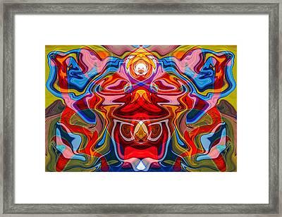 Nomadic Framed Print by Omaste Witkowski