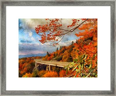 North Carolina  Framed Print by Darren Fisher