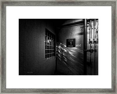 North Floor 1 Framed Print by Bob Orsillo