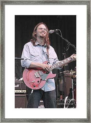 North Mississippi Allstars Framed Print by Front Row  Photographs