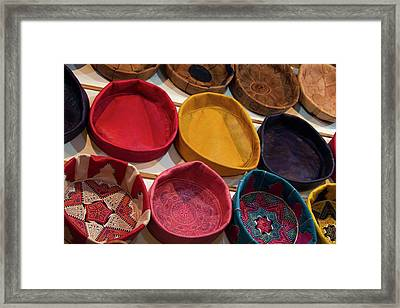 North Morocco, Fes Framed Print by Kymri Wilt