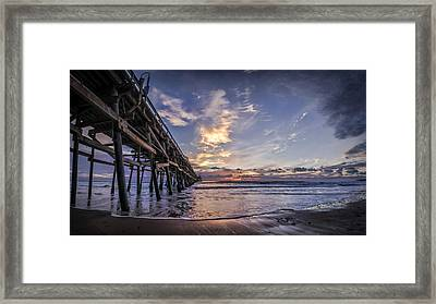 North Side Framed Print by Sean Foster