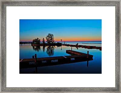 Northern Lights Framed Print by Frozen in Time Fine Art Photography