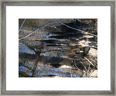 ...not Painting... Framed Print by Charles Struse Sr