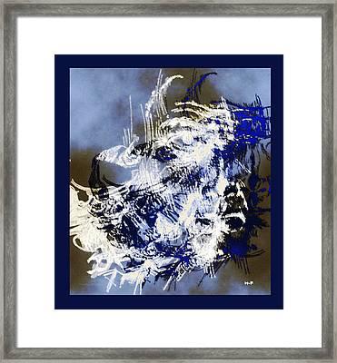 Nothingness Framed Print by Herbert French