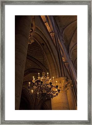 Notre Dame 2 Framed Print by Art Ferrier