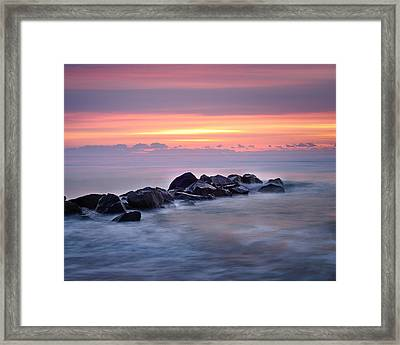 November Love Framed Print by Steve DuPree