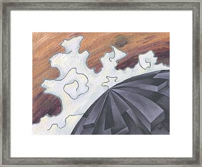 Now We Can See Framed Print by Logan Hoyt Davis