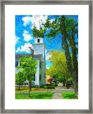 Nt - 155 Framed Print by Glen River