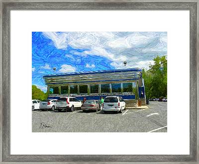 Nt - 37 Framed Print by Glen River