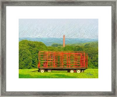 Nt - 930 Framed Print by Glen River