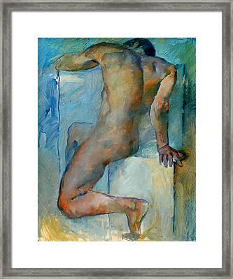 Nu 2 Framed Print by Valeriy Mavlo