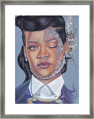 Numb Tragedy Framed Print by Lance Rhodes